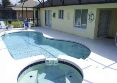 Prachtige villa in Orlando voor 8 personen met verwarmd privé buitenzwembad