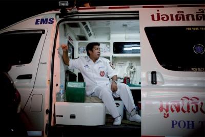 Gezondheidszorg Thailand