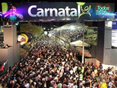 Carnaval in Natal
