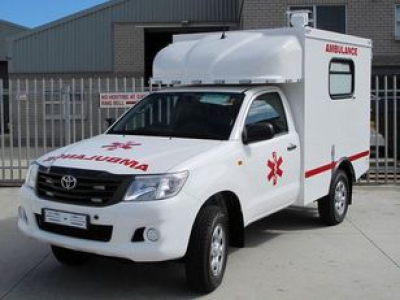 Gezondheidszorg Zuid Afrika
